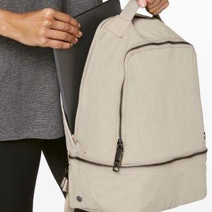 Lululemon backpack- city adventurer 17L